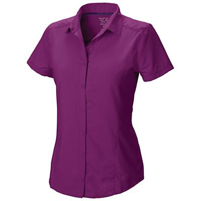 Mountain Hardwear Women's Canyon Short Sleeve Shirt