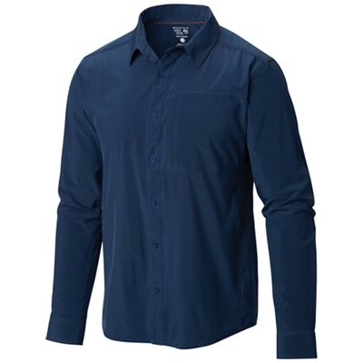 Mountain Hardwear Men's Chiller Long Sleeve Shirt