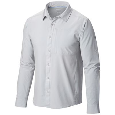 Mountain Hardwear Men's Chiller Long Sleeve Shirt