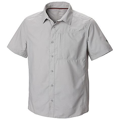 photo: Mountain Hardwear Chiller Short Sleeve Shirt hiking shirt
