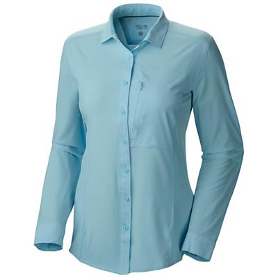Mountain Hardwear Women's Chiller Long Sleeve Shirt