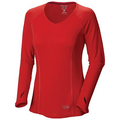 Mountain Hardwear Women's CoolRunner Long Sleeve T