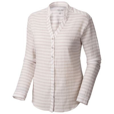 Mountain Hardwear Women's DaraLake Gauze Long Sleeve Shirt