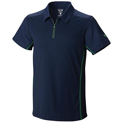 Mountain Hardwear Men's DryHiker Justo Short Sleeve Polo