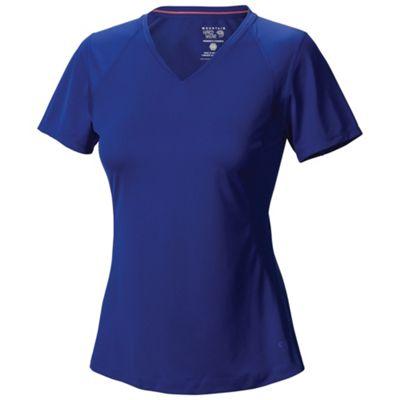 Mountain Hardwear Women's DryHiker Tephra SS T