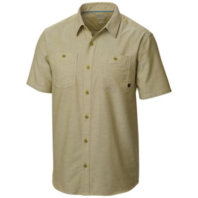 Mountain Hardwear Men's Huxley SS Shirt
