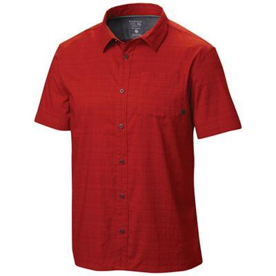 Mountain Hardwear Men's Mclane SS Shirt