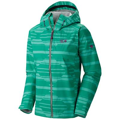 Mountain Hardwear Women's Plasmic Geo Jacket