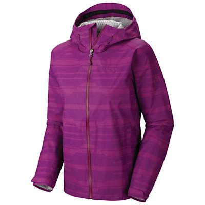 Mountain Hardwear Women's Plasmic Geo Jacket