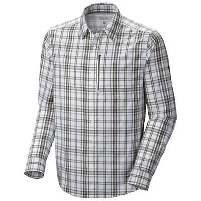 Mountain Hardwear Men's Seaver Tech Long Sleeve Shirt