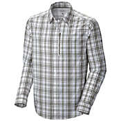 Mountain Hardwear Men's Seaver Tech Long Sleeve Shirt