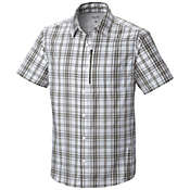 Mountain Hardwear Men's Seaver Tech Short Sleeve Shirt