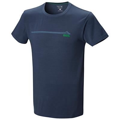 Mountain Hardwear Men's Topo Tech Short Sleeve T