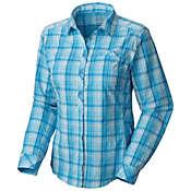Mountain Hardwear Women's Terralake Tech Long Sleeve Shirt