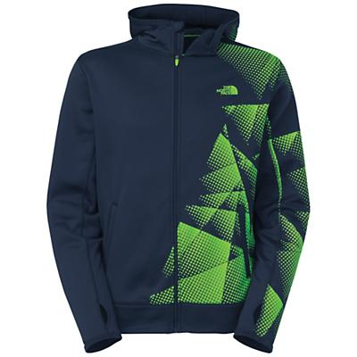 The North Face Men's Surgent Full Zip Printed Hoodie