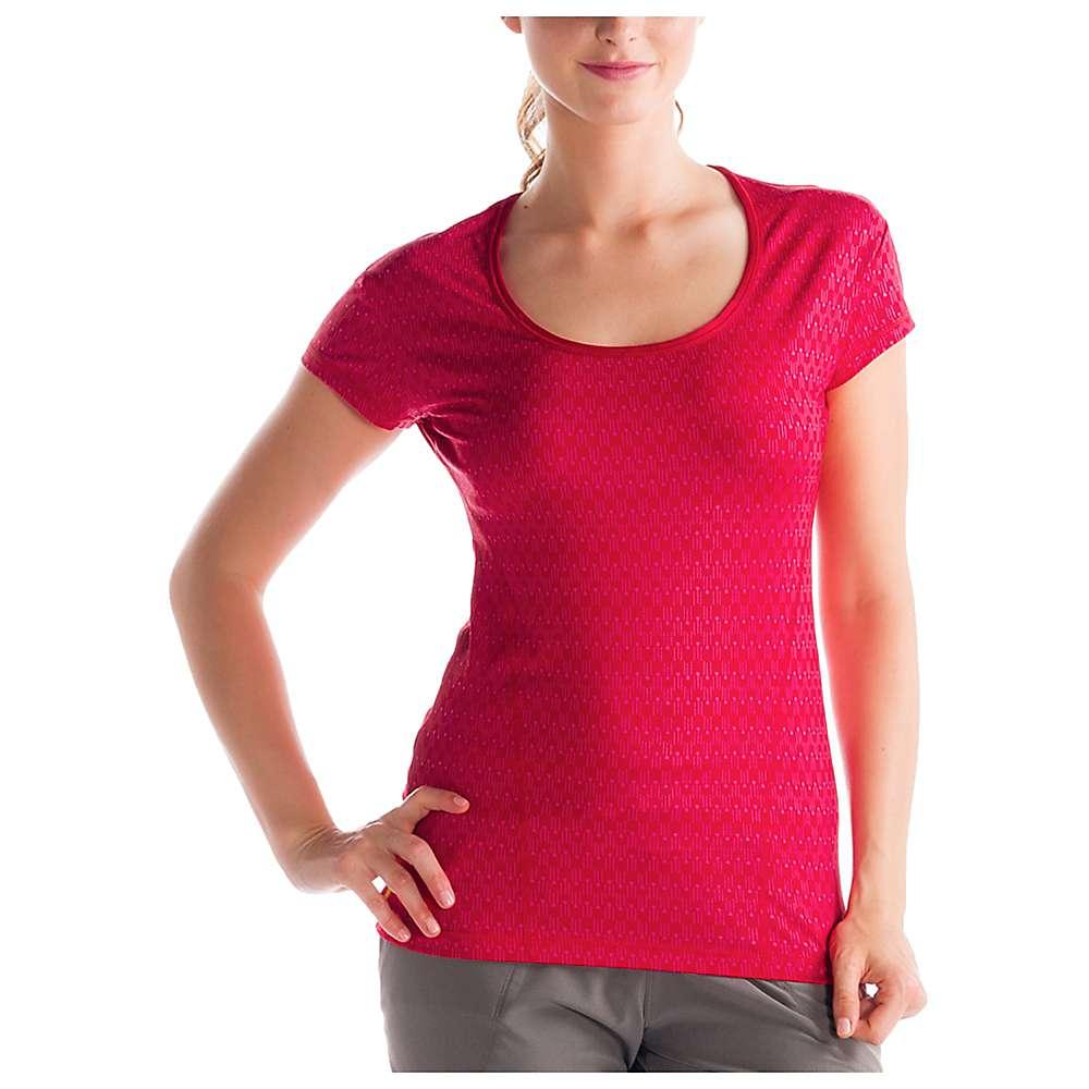 Lole Women's Cardio 2 Top - Small - Pomegranate Active