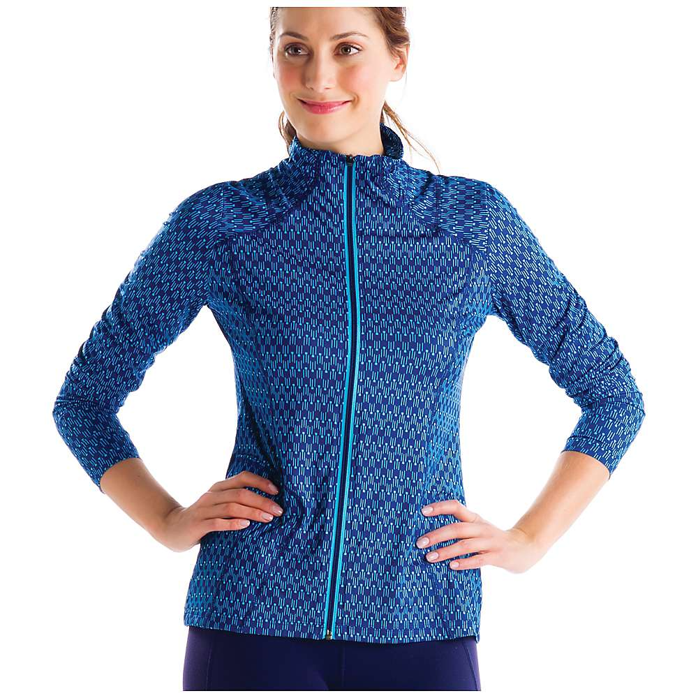 Lole Women's Essential 2 Cardigan - Small - Solidate Blue Active