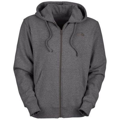 The North Face Men's EMB Logo Full Zip Hoodie
