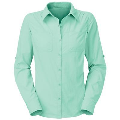 The North Face Women's L/S Cool Horizon Woven Shirt