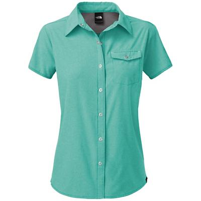 The North Face Women's S/S Taggart Woven Shirt
