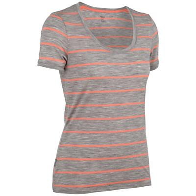 Icebreaker Women's Tech SS Scoop Top