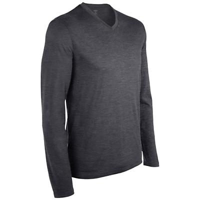 Icebreaker Men's Tech T Lite LS V Shirt