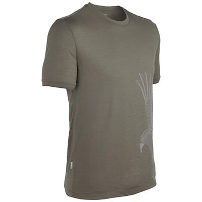 Icebreaker Men's Tech T Lite - Kea