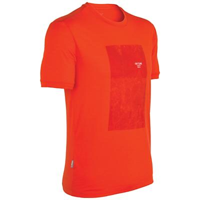 Icebreaker Men's Tech T Lite - Mt Blanc