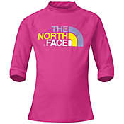 The North Face Girls' 3/4 Sleeve Offshore Rash Guard