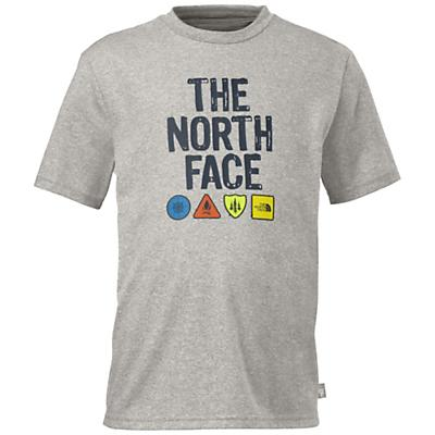 The North Face Boys' Camp TNF S/S Tee
