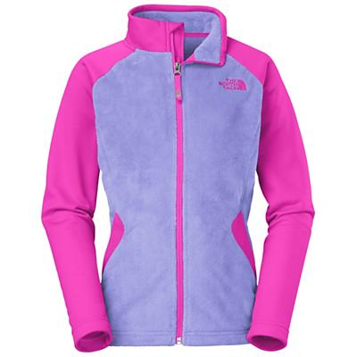 The North Face Girls' Canyon Fleece Jacket