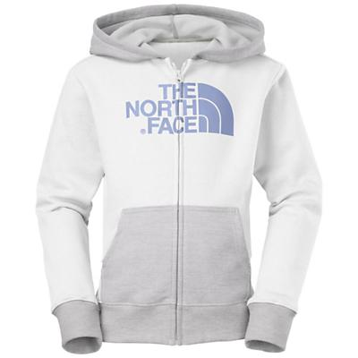 The North Face Girls' Half Dome Color Block Full Zip Hoodie
