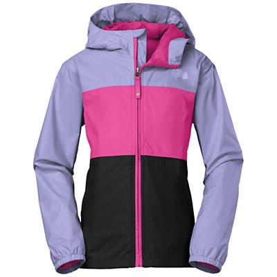 The North Face Girls' Lined Acacia Rain Jacket