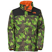 The North Face Boys' Rockcam Resolve Jacket