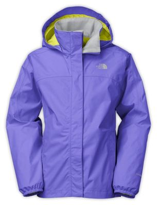 The North Face Girls' Resolve Reflective Jacket