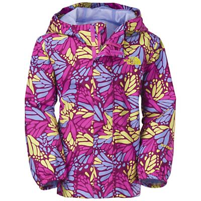 The North Face Toddler Girls' Camfly Tailout Rain Jacket