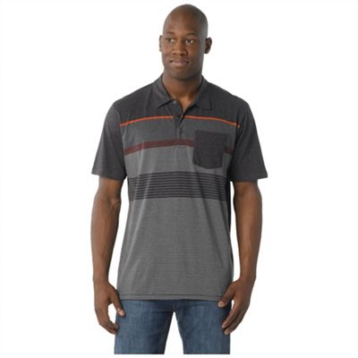 Prana Men's Marco Polo SS Shirt
