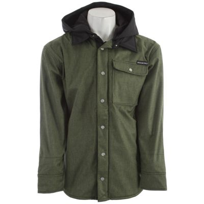 Sessions Outlaw Heather Softshell - Men's