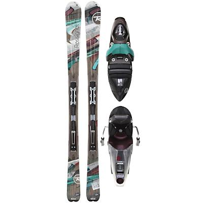 Rossignol Attraxion 8 Echo Skis w/ Saphir 110L Wtpi2 Bindings - Women's