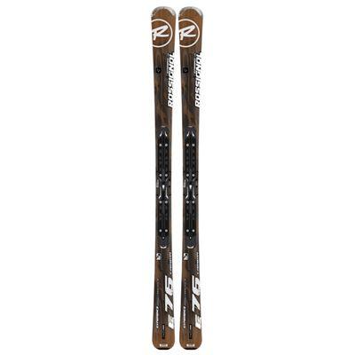 Rossignol Experience 76 Carbon Xelium2 Skis w/ Xelium 110L - Kid's