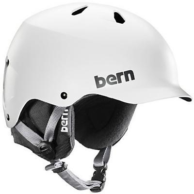 Bern Watts Thin Shell Snowboard Helmet - Men's