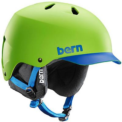 Bern Watts Thin Shell Snowboard Helmet - Men's