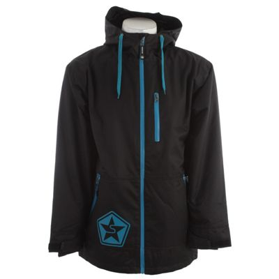 Sessions Tech Star Snowboard Jacket - Men's