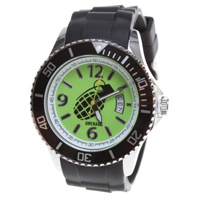 Grenade Fragment Watch - Men's