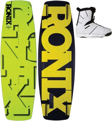 Ronix Phoenix Project  inchS inch Wakeboard 137 w/ Preston Boots - Men's