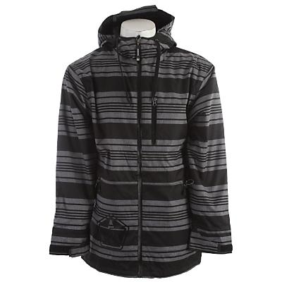 Sessions Tech Star Heather Snowboard Jacket - Men's