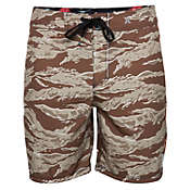 Hurley Phantom 30 Flammo Tiger Boardshorts - Men's