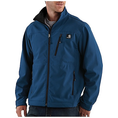 photo: Carhartt Men's Soft Shell Jacket synthetic insulated jacket