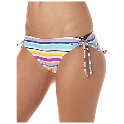 Roxy Women's Sunkissed 70s Lowrider Side Tie Bottom