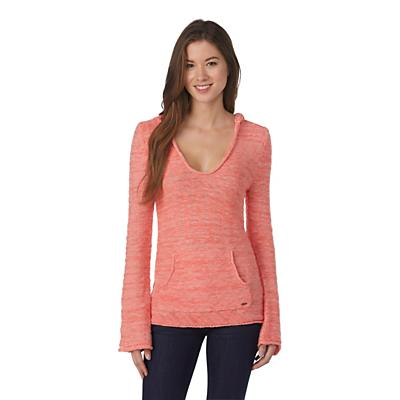 Roxy Women's White Caps 3 Sweater